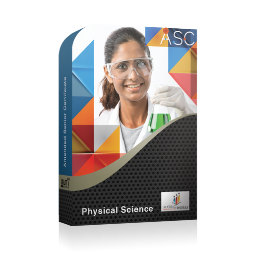Matric Works - physical science box